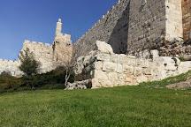Jaffa Gate (Bab al-Khalil), Jerusalem, Israel