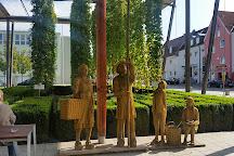 Deutsches Hopfenmuseum - German Hop Museum, Wolnzach, Germany