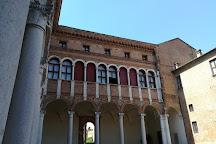 Palazzo di Ludovico il Moro (Palazzo Costabili), Ferrara, Italy