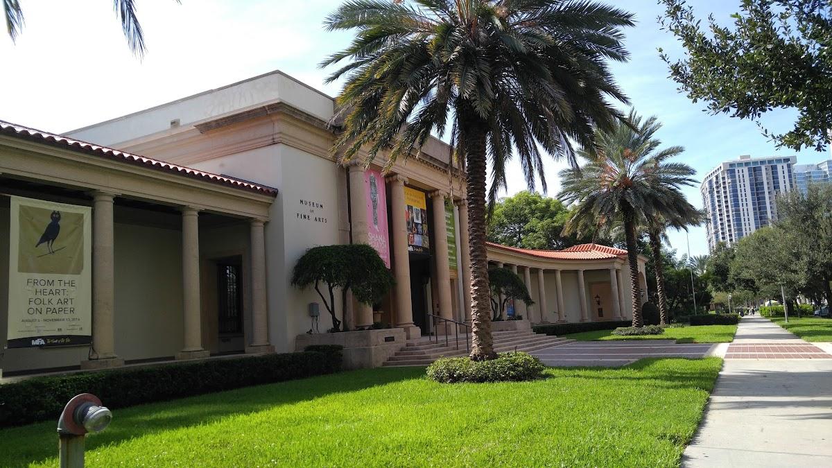 Museum of Fine Arts 255 Beach Dr NE Image