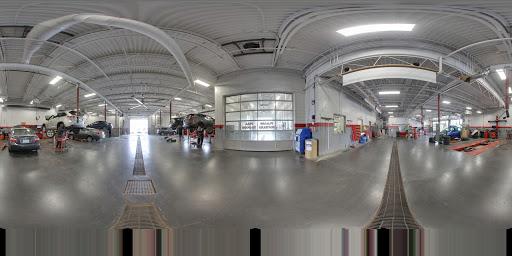 Hallmark Toyota | Toronto Google Business View