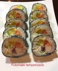 Rice And Fish Sushibar