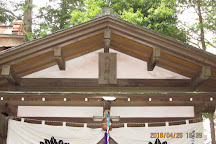 Omiya Shrine, Nagareyama, Japan