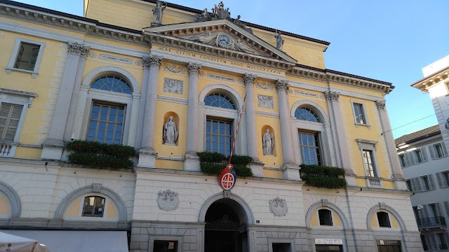 Lugano Passteggia