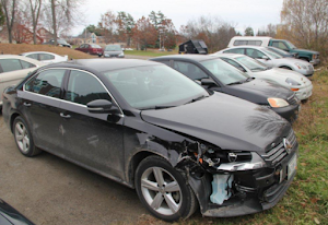 Damaged, Wrecked, End Of Life Car Solutions