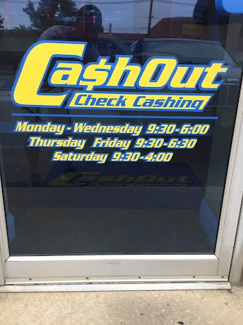 Cash Out Check Cashing Payday Loans Picture