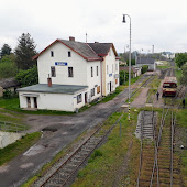 Train Station  Caslav