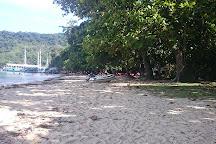 Mangues Beach, Ilha Grande, Brazil