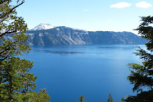 Mount Scott, Crater Lake National Park, United States