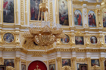 Church of The Holy Righteous Simeon and Anna The Prophetess, St. Petersburg, Russia