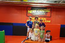 Nerf Centre Liverpool, Liverpool, United Kingdom