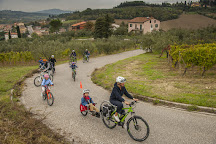 Toscana by Bike, Montespertoli, Italy