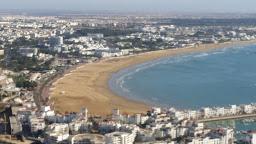 Agadir - Kasbah Paragliding