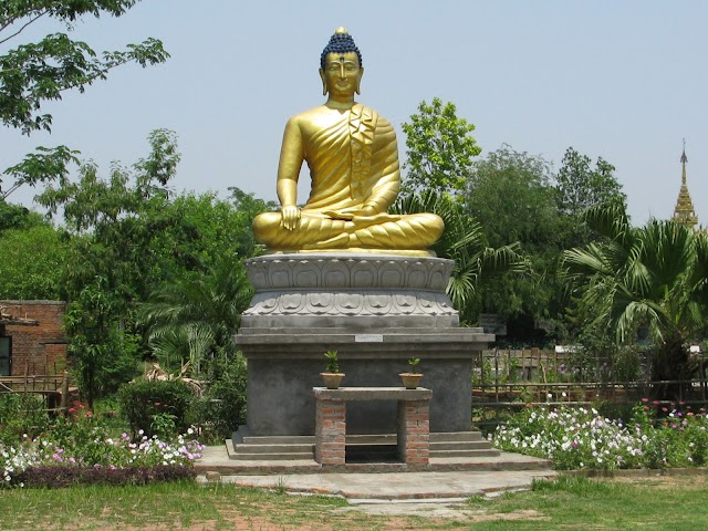 Exact Birth Place of the Buddha