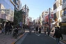 Kagurazaka, Shinjuku, Japan