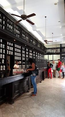 Museum of Pharmacy Habanera Havana