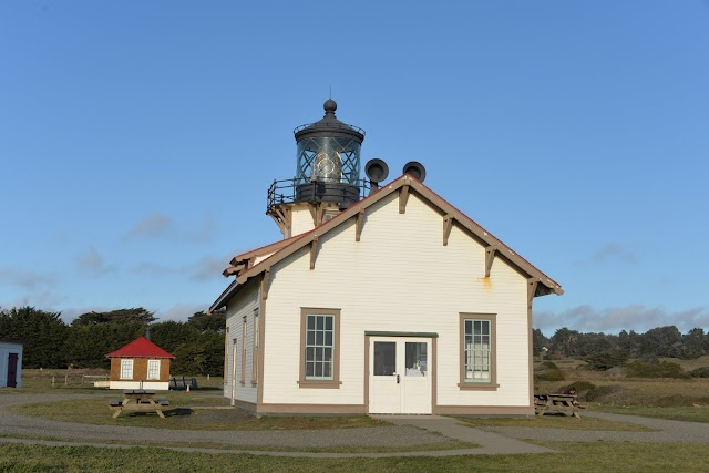 Point Cabrillo Lighthouse Museum