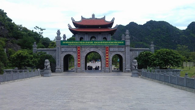 Temple of King Le Dai Hanh