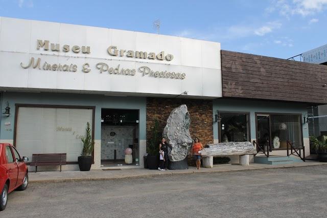 Museu Gramado Minerais e Pedras Preciosas