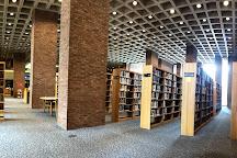 Bartholomew County Library, Columbus, United States