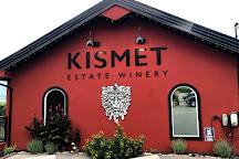 Kismet Estate Winery, Oliver, Canada