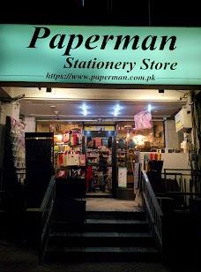Paperman Stationery Store islamabad