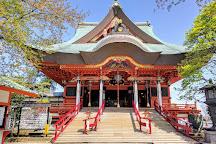 Akebonoyama Park, Kashiwa, Japan