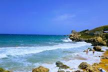 San Blas beach, Island of Gozo, Malta