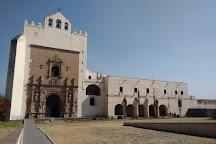 Ex Convent of Acolman, Acolman, Mexico