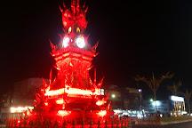 Clock Tower, Chiang Rai, Thailand