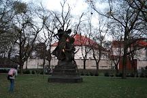 Vyšehradské sady, Prague, Czech Republic