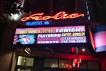Hilarities Comedy Club, Cleveland, United States