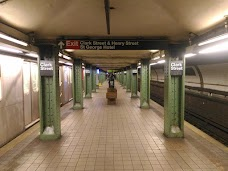 Clark Street Subway Station new-york-city USA