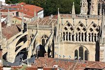 Mirador del Castillo, Burgos, Spain