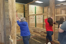Ragnarok Axe Throwing, Indianapolis, United States
