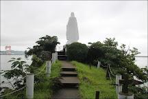 The Virgin Mary Statue on the Cape, Nagasaki, Japan