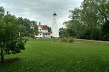 Wind Point Lighthouse, Racine, United States