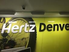 Hertz denver USA
