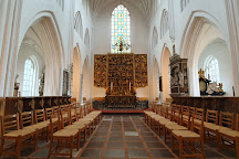 Odense Cathedral - Sct. Knuds Church, Odense, Denmark