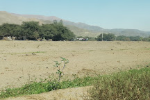 Líneas de Cantalloc Telar, Nazca, Peru