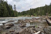 Roderick Haig-Brown Provincial Park, Scotch Creek, Canada
