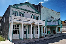 Thompson Opera House, Pioche, United States