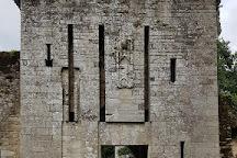 Forteresse de Largoet, Elven, France