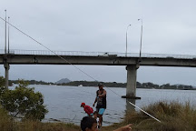 Singing Bridge, Tea Gardens, Australia