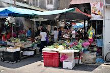 Pulau Tikus Markets, Penang Island, Malaysia