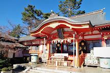 Higashifushimi Inari Shrine, Nishitokyo, Japan
