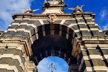 Porta Garibaldi - Ferdinandea, Catania, Italy