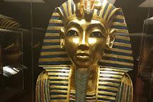 Tutankhamun Exhibition, Dorchester, United Kingdom
