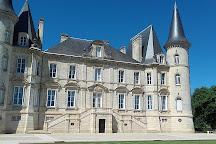 Chateau Pichon Baron, Pauillac, France