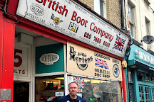 British Boot Company, London, United Kingdom